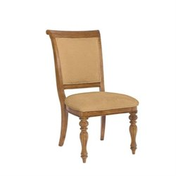 American Drew Grand Isle  Dining Chair in Amber Finish