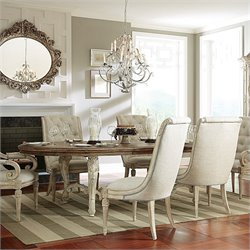 American Drew Jessica McClintock The Boutique Wood Dining Table