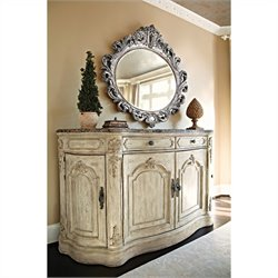 American Drew Jessica McClintock The Boutique Buffet and Mirror Set