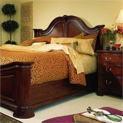 Cherry Grove Mansion Bedroom Set
