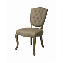 Pastel Furniture Philadelphia  Dining Chair in Gray
