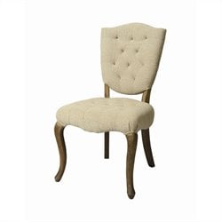 Pastel Furniture Philadelphia  Dining Chair in Cream