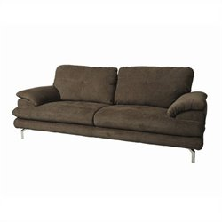 Pastel Furniture Pekeri Sofa in Gray