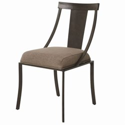Pastel Furniture Amrita  Dining Chair in Autumn Rust