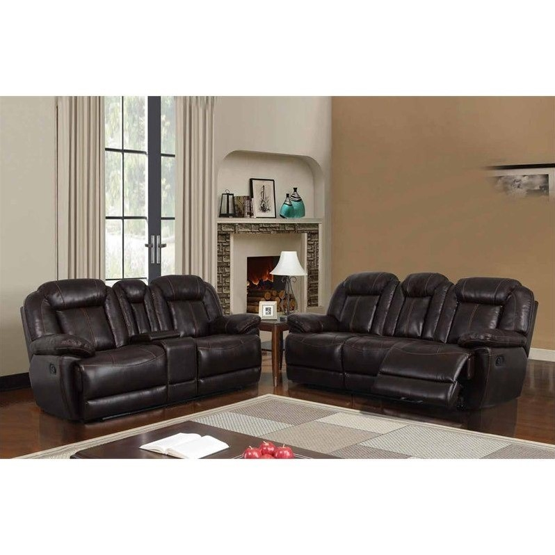 living room sofa sets global furniture usa 2 piece reclining faux