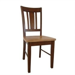 Splat Dining Chair in Espresso (set of 2)