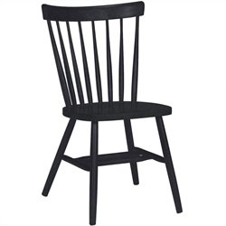 Dining Chair in Black