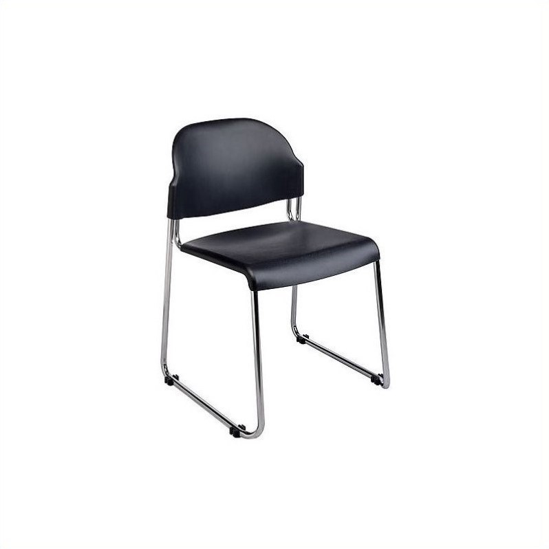 Plastic Stacking Chair (Set of 2)
