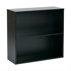 Office Star OSP Designs 2 Shelf Bookcase-OP