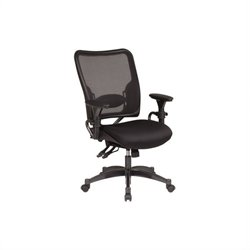 Dual Function Air Grid Back Managers Office Chair