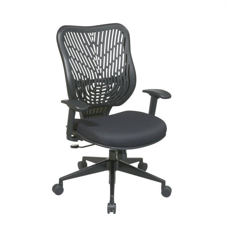 Executive Office Chair in Raven