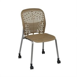 Latte Visitors Guest Chair (Set of 2)