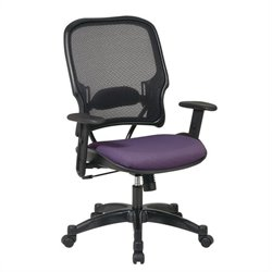 Managers Office Chair in Grape