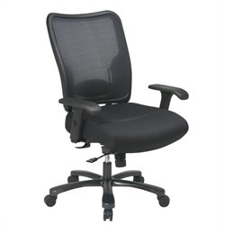 75 Double Air Grid Back Ergonomic Office Chair