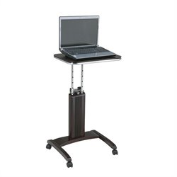 Adjustable Laptop Stand in Espresso