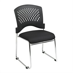 Visitors Guest Chair in Black (Set of 20)
