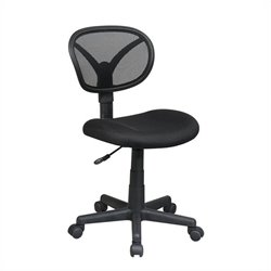 Screen Back Task Office Chair