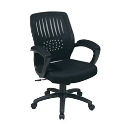 Office Chair with Black