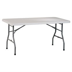 5 Foot Resin Multi Purpose Table
