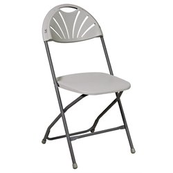 Plastic Folding Chair (4 Pack)