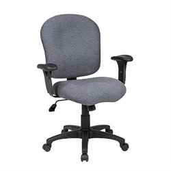 Sculptured Task Desk Office Chair