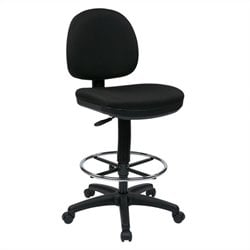 Lumbar Support Drafting Chair