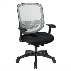 Mesh Office Chair in White