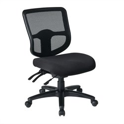 Ergonomic Task Office Chair with ProGrid Back in Coal