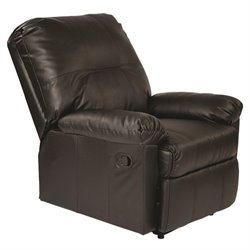 Recliner in Black