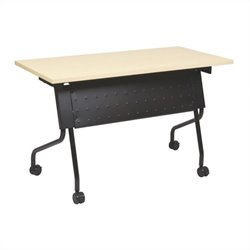 Training Table in Black and Maple