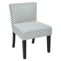 Accent Chair in Mist