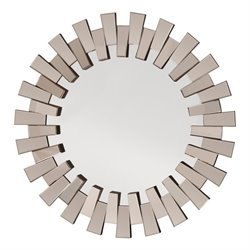 Apollo Round Wall Mirror