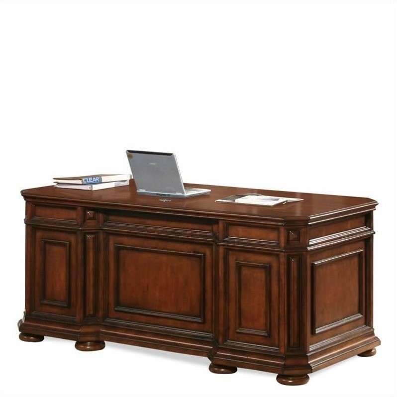 Riverside Furniture Cantata Executive Desk 4932