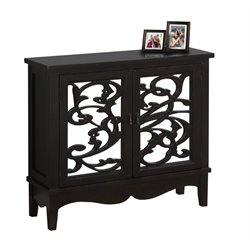Accent Chest in Antique Black