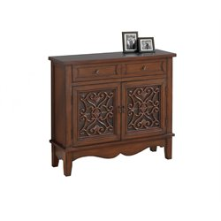 Accent Chest in Dark Walnut