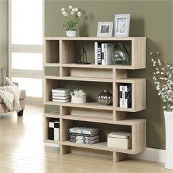 Modern Bookcase in Natural