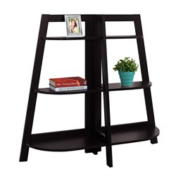 Monarch 6 Shelf Bookcase-SH