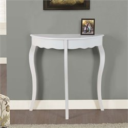 Console Table in Antique White