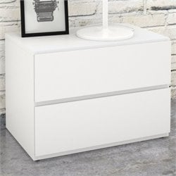 Night Stand in White