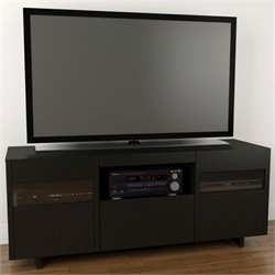 60'' TV Stand in Black