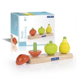 Guidecraft Manipulatives Fruit Stacking