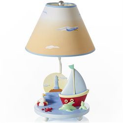 Guidecraft Sailing Lamp in Multi-Color