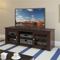 TV Stand in Dark Espresso
