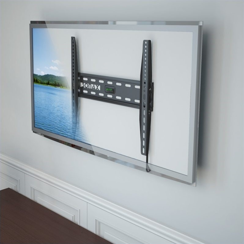 Fixed Low Profile Wall mount for 26