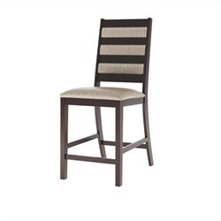 Dining Chairs in Platinum Sage Fabric (Set of 2)