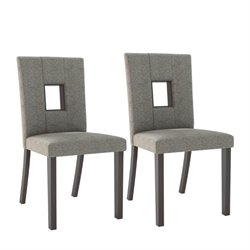 Dining Chair in Gray Sand (Set of 2)