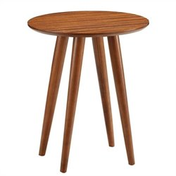 Side Table in Rich Walnut