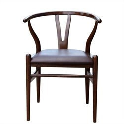 Dining Chair in Cappuccino Finish