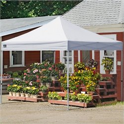 ShelterLogic Alumi-Max 10'x10' Pop-Up Canopy in White