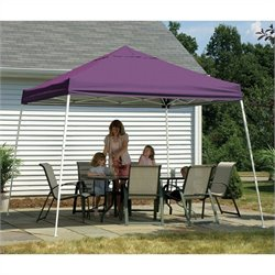 8'x8' Sport Pop-Up Canopy Slant Leg with Cover